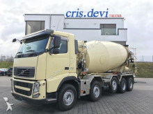 Volvo FH 440 10x4 Wechselsystem Kipper + Mischer 12cbm truck