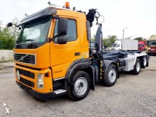 Volvo hook lift truck