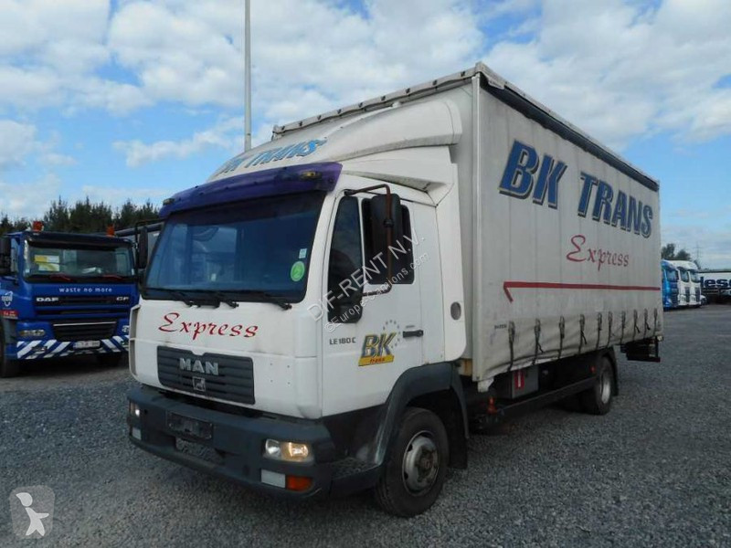 View images MAN LF 90 C 180 truck