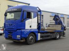 camion MAN TGX 18.440*Euro 5*Kran*400 480 360 320
