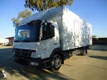 Mercedes box truck