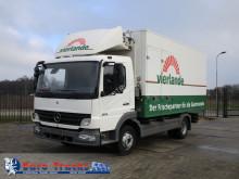 Mercedes mono temperature refrigerated truck