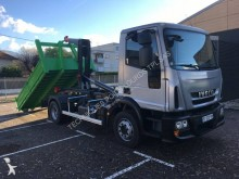 Iveco hook lift truck
