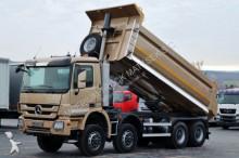ciężarówka Mercedes ACTROS 4141/8X8/TIPPER /MANUAL/ KH-KIPPER/EURO 5