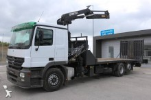 Mercedes Actros 2541 heavy equipment transport