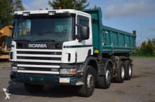 camion Scania P114
