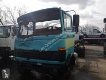 camion nc MERCEDES-BENZ - LP 813-42 après accident