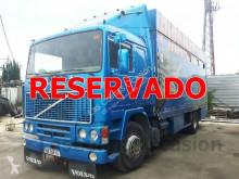 camión furgón Volvo