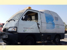 Piaggio waste collection truck