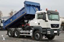 MAN TGS 26.360 truck