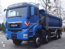 camión MAN TGS 35.440 8x8 EURO6 Muldenkipper Carnehl 17m3