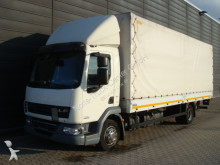 DAF LF 45.220 Pritsche / Plane / LBW (Klima AHK) truck