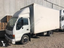 Isuzu plywood box truck