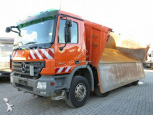 camião Mercedes Actros 3241 K 8x4 4-Achs Kipper Bordmatik