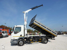 camion DAF 45.150 CON GRU -Anno 2006 km 40.521