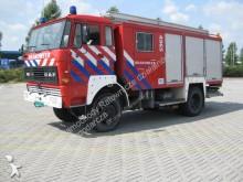 ciężarówka samochód ratowniczo gaśniczy z pompą używana