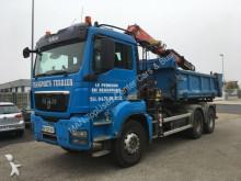 camion MAN TGS 26.400 6X4 BB