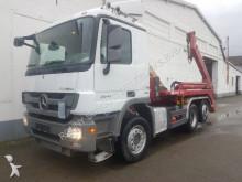 camion Mercedes Actros 3 2541/6x2/4 NLA Actrros 3 2541/6x2/4, Lenk-Liftachse,Meiller AK16 MT - Tele
