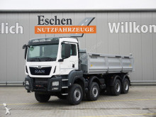 camion MAN TGS 35.500 BB, 8x8, Automatik, Blatt, Bordmatik
