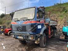 camião basculante para rochas Mercedes