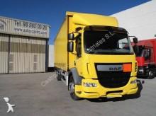 Camión lona corredera (tautliner) DAF CF75 310