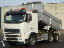 Volvo FH 520 6x4 TIPPER / SPRING / BIG AXLES truck