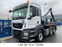 camion MAN 26.500 6x2/4 BL,Meiller AK 16 NT, Intarder