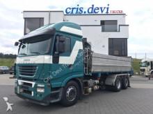 camion Iveco Stralis 450 6x2 Dreiseitenkipper Euro 5
