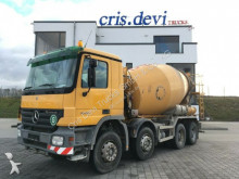 camion Mercedes 3236 8x4 Liebherr 9cbm Euro 4