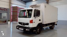 Nissan multi temperature refrigerated truck