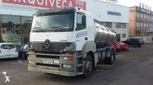 camion cisterna trasporto alimenti usato