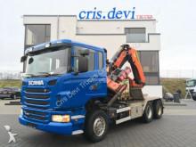 vrachtwagen Scania G 480 6x4 LA