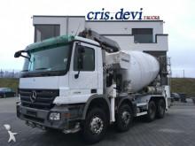 Mercedes 3236 8x4 Sermac Twinstar 24m truck