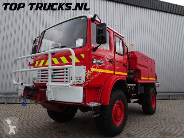 Voir les photos Camion Renault m180 camiva ccf 0 feuerwehr - fire brigade - brandweer - water tank -