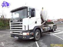 camion Scania 124 400