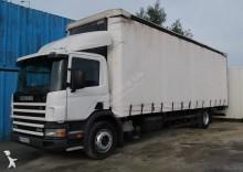 camião cortinas deslizantes (plcd) Scania