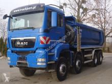 MAN TGS 35.440 8x8 EURO5 Muldenkipper Carnehl 17m3 truck