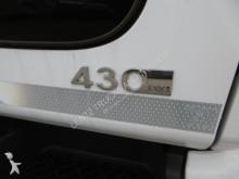 camion Renault 430-EEV-6X2-LENKACHSE-ORTEN AUFBAU