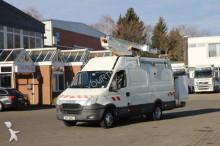 camion Iveco Daily 50C17 Bühne Versalift 13,6m/2P.Korb/Klima