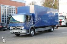 Mercedes Atego 1218 MP3 Koffer/ LBW+Rolltor/ Luftfederung truck