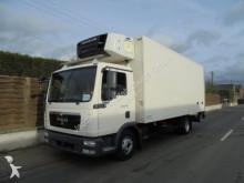 camion MAN TGL 12.250BL*Euro5*Carrier850*Tren