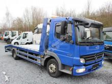 camion Mercedes Atego 818L Autotransporter Automatik AHK