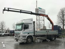 Mercedes Actros 1844 L Palfinger PK 10000 truck
