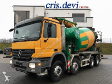Mercedes LKW Beton Betonpumpe