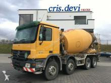 Mercedes 3236 8x4 Liebherr 9cbm Euro 4 truck