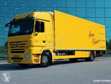 vrachtwagen onbekend MERCEDES-BENZ - ACTROS 1841 ISOLATED BOX TAIL LIFT