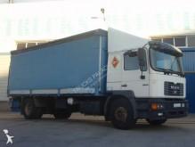 8 Camión lona corredera (tautliner) MAN 18.284 9.000 1999 339 756 km18t - 4x2 -