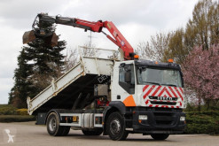ciężarówka Iveco 190S310 KRAAN/KIPPER!! EURO5!!