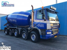 vrachtwagen Ginaf X 5250 TS 10x4, 15 M3, Liebherr, Airco, Analoge tachograaf