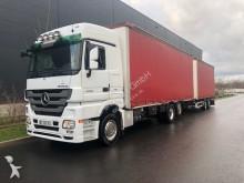 Mercedes Actros 2546 Neue Motor + Getriebe komplettzug truck